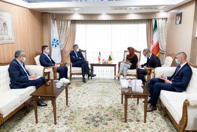 تمایل شرکتهای بلغاری برای همکاری با شرکتهای ایرانی
