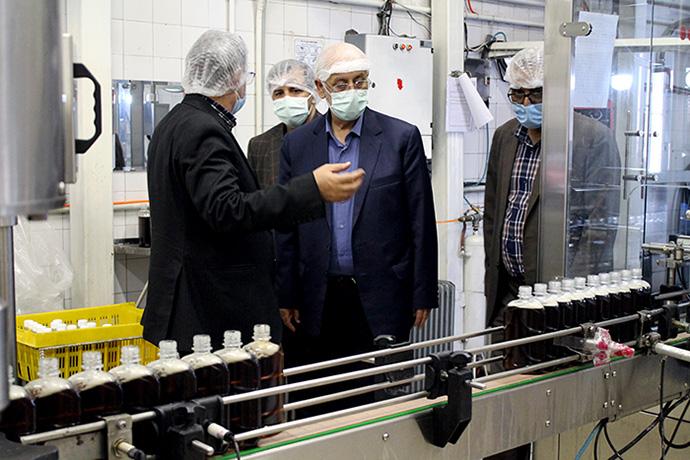 طرح مجلس برای ممنوعیت پلمب کارخانهها