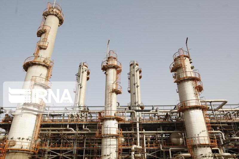 افزایش تولید گاز ایران در مرز ترکمنستان