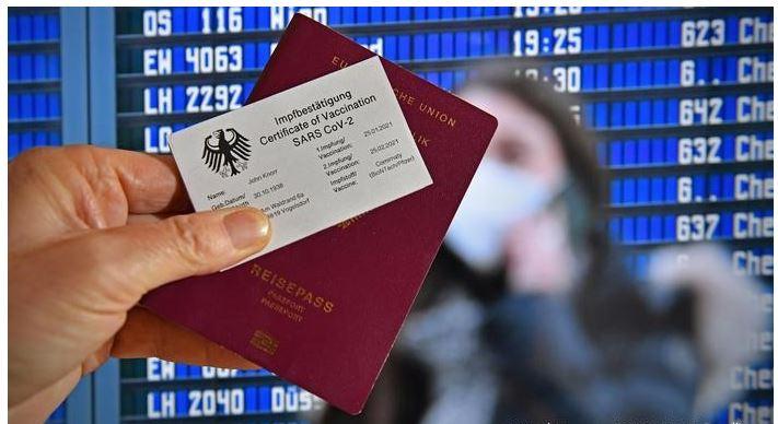 آینده گذرنامه کووید