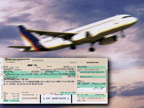 افزایش غیرقانونی قیمت بلیت هواپیما+جزئیات