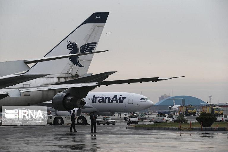 توضیح هما درباره علت تاخیر در ارسال بار پرواز شیراز به بندرعباس