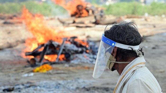هند غمزده