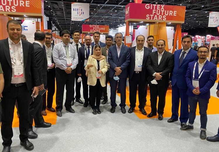 درخشش استارتآپهای ایرانی در جیتکس 2021