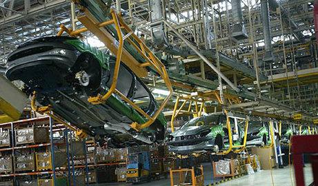 رشد ۱۸درصدی تولید خودروهای سواری