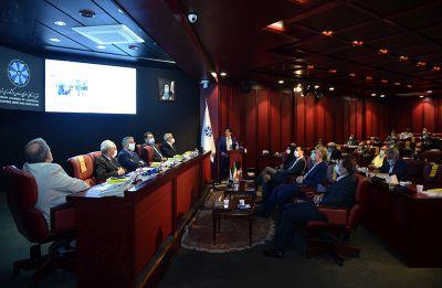 وبینار 10 مگاترند آینده اقتصاد فناوری و تصویر آن بر اقتصاد ایران
