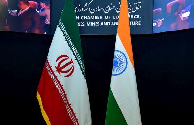 همایش آنلاین چالشها و فرصتهای توسعه روابط بازرگانی ایران و هند