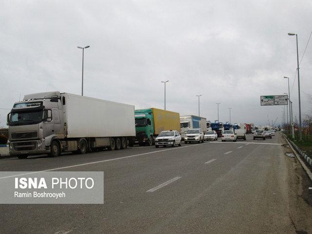 کامیونهای ایرانی از فردا وارد آذربایجان میشوند