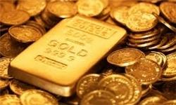 طلا دوباره نزول کرد