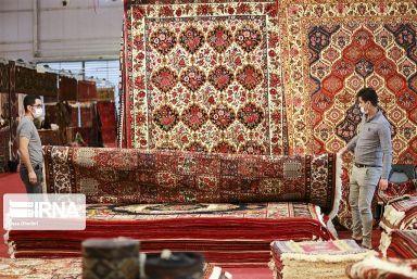 افزایش ۱۶.۴ درصدی صادرات فرش دستباف در ۹ ماهه امسال