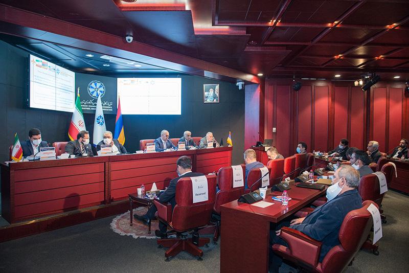 همایش بررسی فرصتهای تجاری ایران و ارمنستان