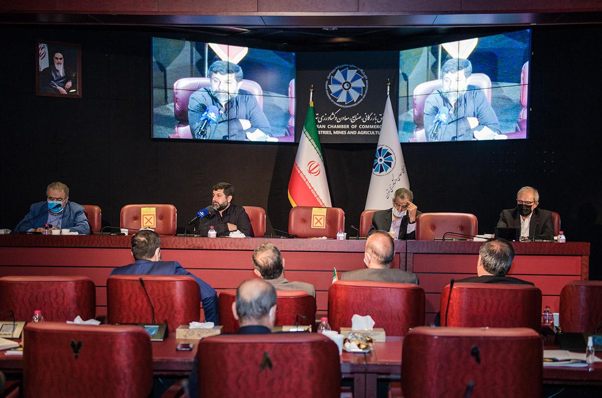 بیست و ششمین نشست هیات نمایندگان اتاق تهران - دوره نهم