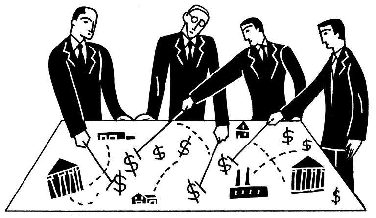 سرمایهگذاری برای سیاست