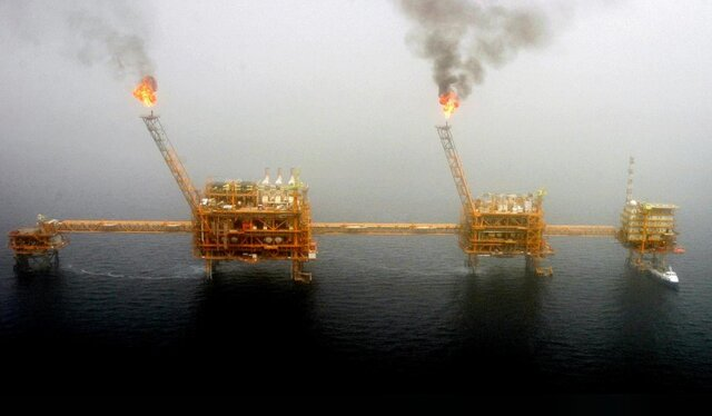 کاهش موقت صادرات LPG ایران