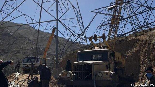 داعش مسئولیت انفجار خطوط برق در کابل را برعهده گرفت